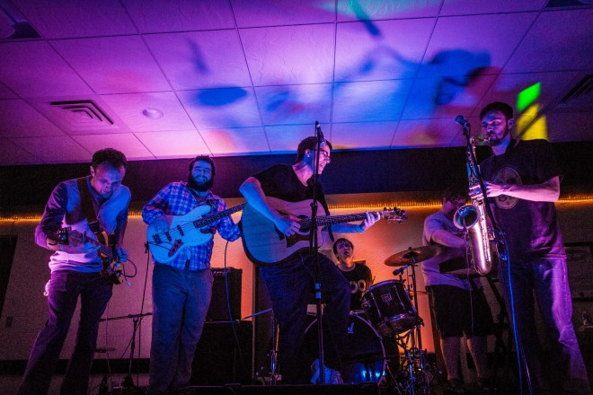 The Weathered Heads at Mid West Music Fest 2014