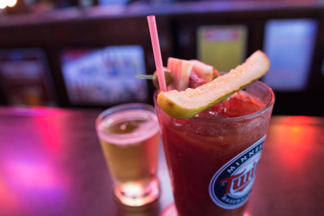 Steiny's Bloody Mary
