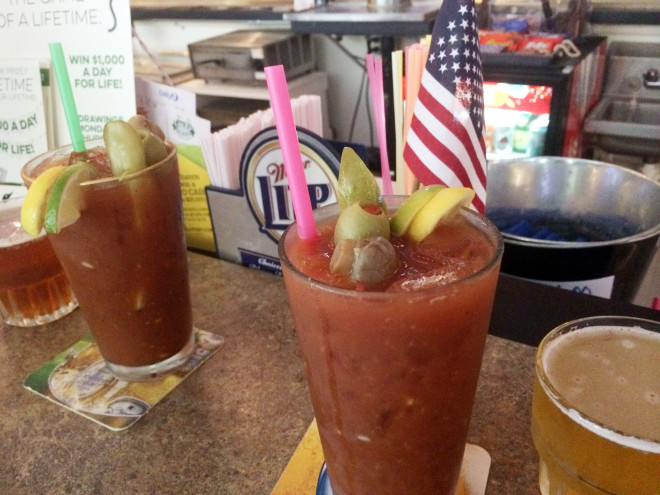 American Legion Bloody Mary