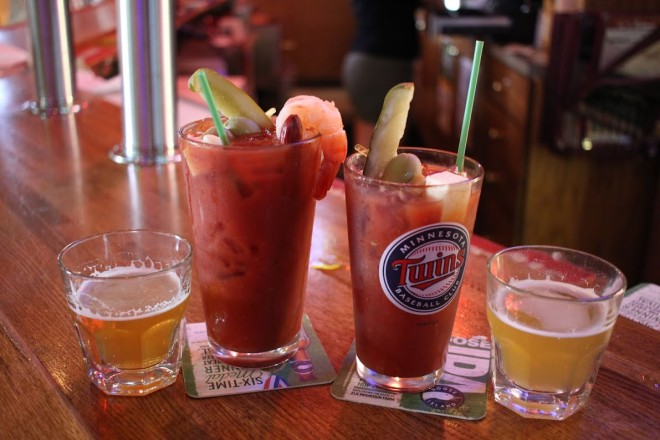 Betty Jo's Bloody Marys