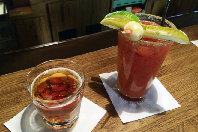 Bub's Brewing Co Bloody Mary