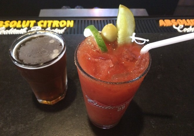 Jeffersons Pub & Grill Bloody Mary