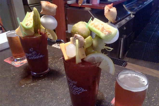 The Bar Bodacious McBiggerton Bloody Mary