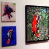 Paintings: Julia Crozier & Sarah Johnson at Smith Studio & Gallery