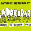 RADDERDAZE: Hot Cellars, Distractors, and The Fraymakers at Ed's (no name) Bar