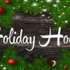 Craft & Vendor Event ( Holiday Hoopla)